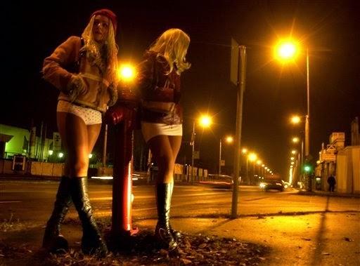 Россия проституцию незаконной