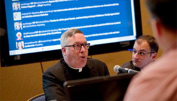 Bishop Christopher Coyne, Indianapolis