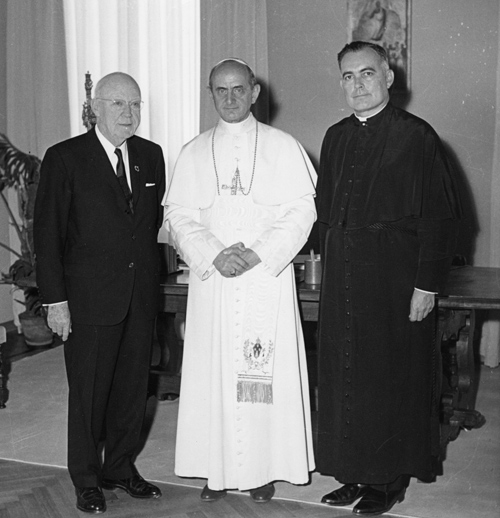 IA-Pope-Paul-Hesburgh