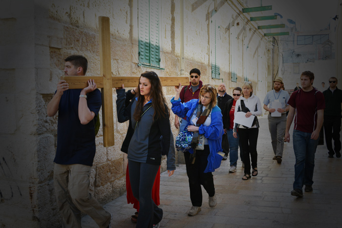 a pilgrimage to jerusalem is a spiritual activity according to fr