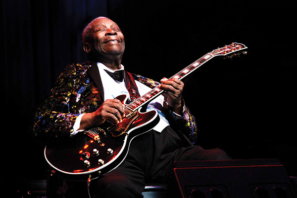 "B.B. King dies, Catholics remember him gifting ""Lucille"" guitar to ..."