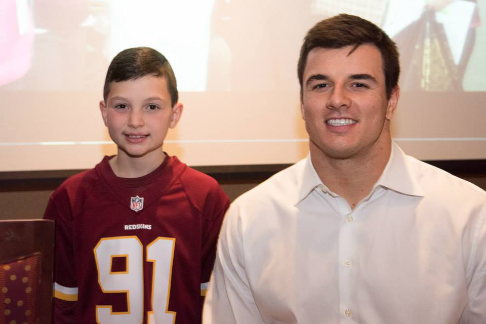 Ryan-Kerrigan-foundation