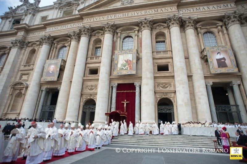 martin family canonization