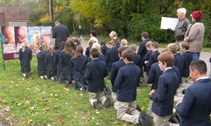 rosary-royalmont-kneeling-sharonville