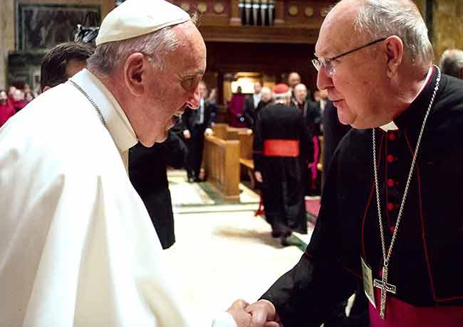 Arquidiócesis católica de Abuja - El Cardenal Onaiyeka @ 73: Pide la paz y la unidad de Nigeria
