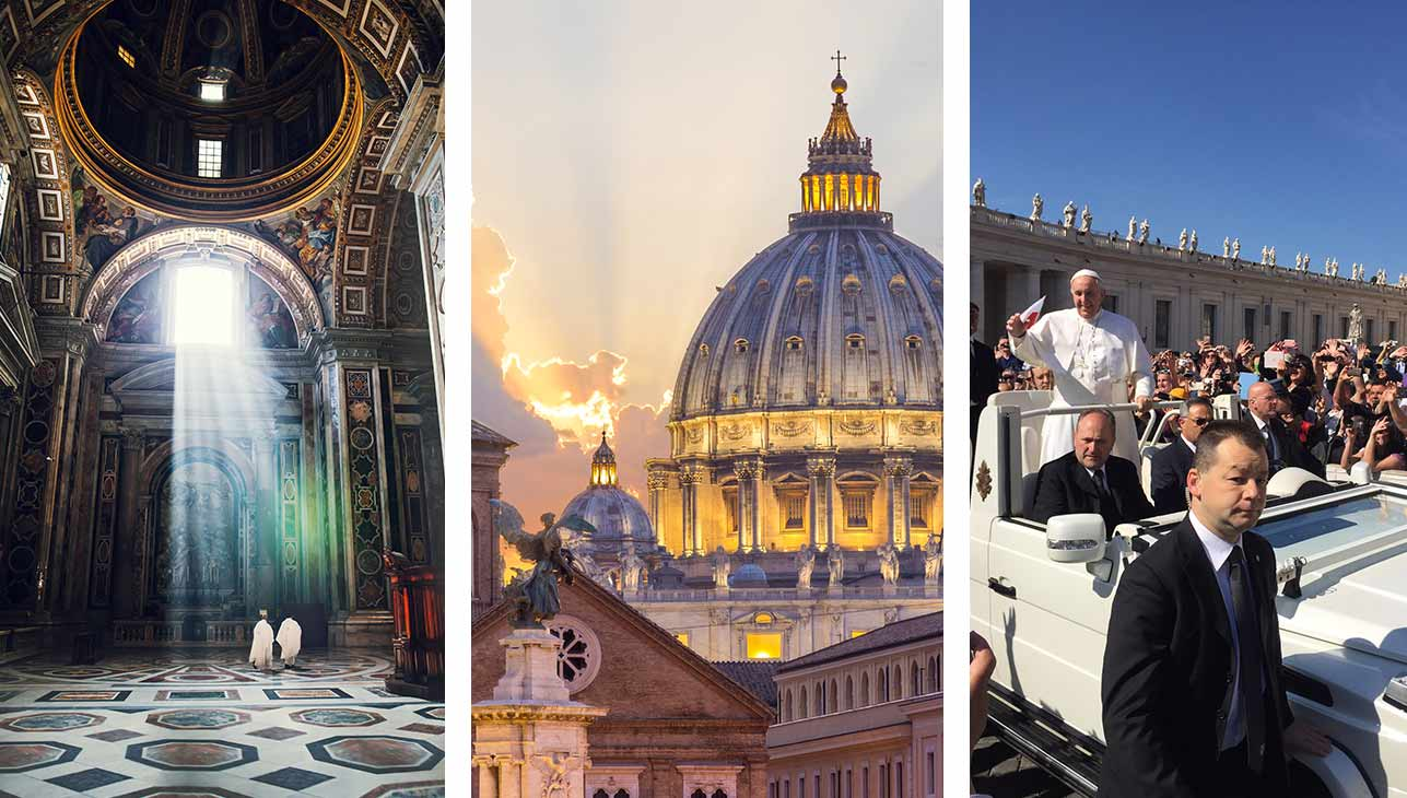 Learn interesting tidbits about our Catholic history, folklore, and pilgrimage sites!