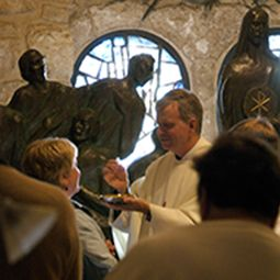 Catholic Experiences in the Holy Land