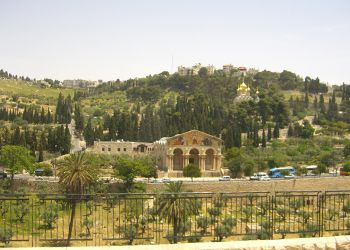 Jerusalem - Mount of Olives