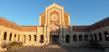 Basilica of Our Lady of Grace and St. Maria Goretti