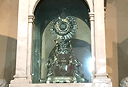 Miracle of the Eucharist at Lanciano