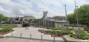 Church of St. Joan of Arc