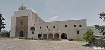 Monastery of Acolman