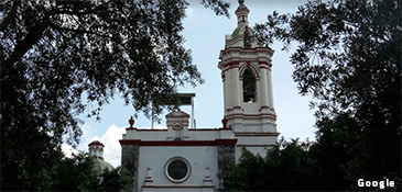 The Church of the Fifth Apparition