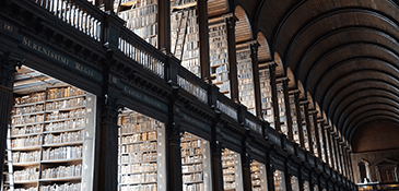 Trinity College and the Book of Kells