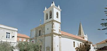 Santarem - Church of St. Stephen