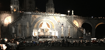 Blessed Sacrament and Candlelight Procession