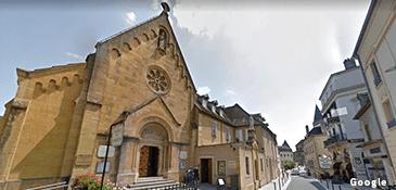 Paray-le-Monial - Visitation Chapel
