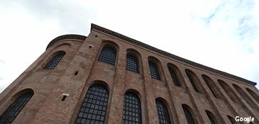 Constantine's Basilica (Aula Palatina)