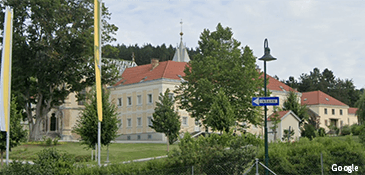 Mayerling Hunting Lodge