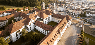 Benedictine Monastery of Einsiedeln