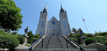 National Shrine to the Canadian Martyrs